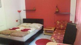 1 szobás romantika apartman,klímás