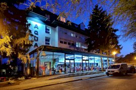 Aqua Hotel Gyula  - család ajánlat